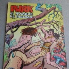 Tebeos: PURK EL HOMBRE DE PIEDRA Nº 104 LOS JUEGOS DE LIBIR - GAGO - EDIVAL - 1976. Lote 86457736