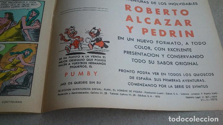 Tebeos: PURK EL HOMBRE DE PIEDRA Nº 105 LOS DOS CANTONOS - GAGO - EDIVAL - 1976 - NUEVO - Foto 4 - 86457920