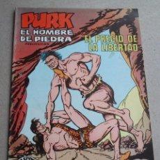 Tebeos: PURK EL HOMBRE DE PIEDRA Nº 109 EL PRECIO DE LA LIBERTAD - GAGO - EDIVAL - 1976 - NUEVO. Lote 86510848
