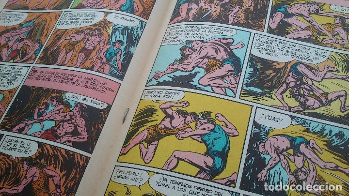 Tebeos: PURK EL HOMBRE DE PIEDRA Nº 109 EL PRECIO DE LA LIBERTAD - GAGO - EDIVAL - 1976 - NUEVO - Foto 3 - 86510848