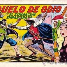 Tebeos: EL ESPADACHIN ENMASCARADO Nº 6 EDICION 1981 EDITORIAL VALENCIANA. Lote 86624704