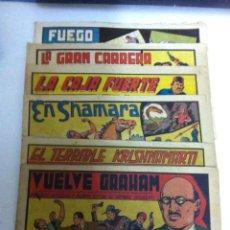Tebeos: ROBERTO ALCAZAR Y PEDRIN - LOTE DE 6. Lote 86939764