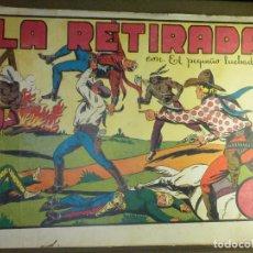 Tebeos: TEBEO - COMIC - EL PEQUEÑO LUCHADOR - LA RETIRADA - VALENCIANA - Nº 13 - ORIGINAL -. Lote 86970820