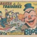 Tebeos: ROBERTO SALAZAR Y PEDRÍN Nº 542, LA DANZA DE LOS TRAIDORES. EDITORIAL VALENCIANA, 1958. Lote 87342344