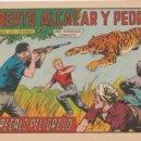 Tebeos: ROBERTO SALAZAR Y PEDRÍN Nº 665, UN REGALO PELIGROSO. EDITORIAL VALENCIANA, 1965. Lote 87343712