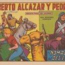 Tebeos: ROBERTO SALAZAR Y PEDRÍN Nº 635, NÓMADAS DEL DESIERTO. EDITORIAL VALENCIANA, 1964. Lote 87344456