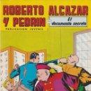 Tebeos: ROBERTO SALAZAR Y PEDRÍN Nº 236, SEGUNDA ÉPOCA. EL DOCUMENTO SECRETO. EDITORIAL VALENCIANA, 1980. Lote 87345816