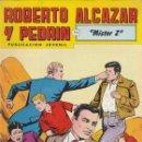 Tebeos: ROBERTO SALAZAR Y PEDRÍN Nº 244, SEGUNDA ÉPOCA. MÍSTER Z EDITORIAL VALENCIANA, 1980.. Lote 87346224