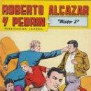 Tebeos: ROBERTO SALAZAR Y PEDRÍN Nº 244, SEGUNDA ÉPOCA. MÍSTER Z EDITORIAL VALENCIANA, 1980.. Lote 87416456