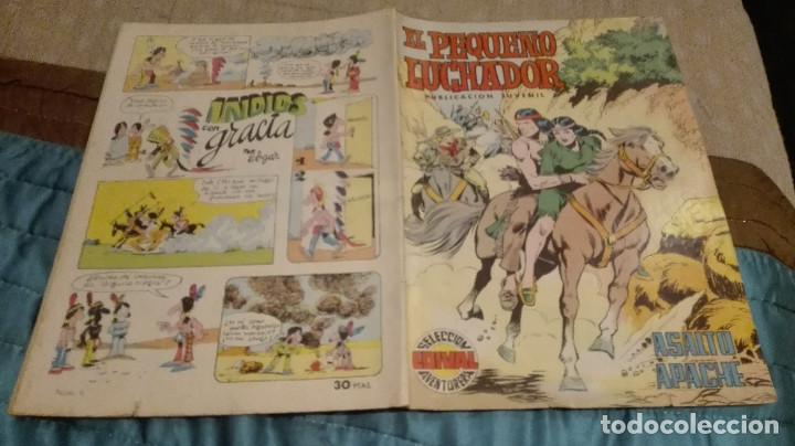 EL PEQUEÑO LUCHADOR Nº5 ASALTO APACHE (Tebeos y Comics - Valenciana - Pequeño Luchador)