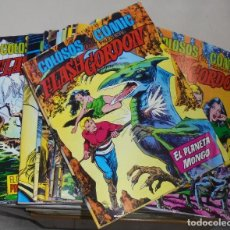 Tebeos: COLECCION DEL COMIC. COLOSOS DEL COMIC. FLASH GORDON. 38 EJEMPLARES. EDITORIAL VALENCIANA. 1979. Lote 87488148