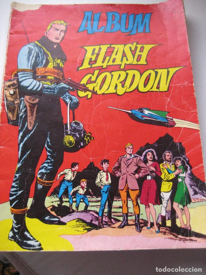 ALBUM FLASH GORDON Nº 1, VALENCIANA, 1979 (Tebeos y Comics - Valenciana - Otros)