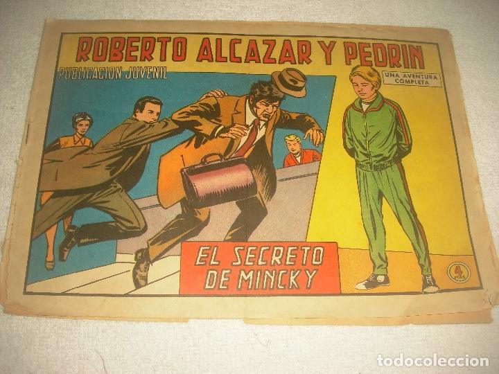 ROBERTO ALCAZAR Y PEDRIN N° 1117 (Tebeos y Comics - Valenciana - Roberto Alcázar y Pedrín)