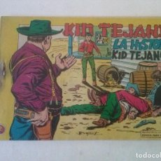 Tebeos: KID TEJANO Nº 37--VALENCIANA -ORIGINAL-POR ABRIR. Lote 87742992