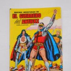 Tebeos: EL GUERRERO DEL ANTIFAZ - NUEVAS AVENTURAS - Nº 32 EDITORIAL VALENCIANA. LA IRA DEL GUERRERO. TDKC9. Lote 87747448