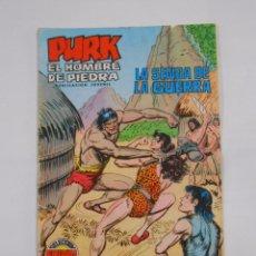 Tebeos: PURK, EL HOMBRE DE PIEDRA. PUBLICACION JUVENIL. Nº 48. LA SENDA DE LA GUERRA. TDKC9. Lote 87747740