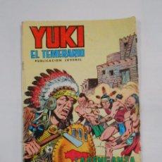 Tebeos: YUKI EL TEMERARIO. Nº 7. LA VENGANZA DE TORO BRAVO. VALENCIANA 1976. TDKC9. Lote 87819976