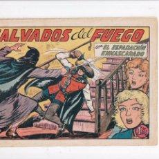 Tebeos: EL ESPADACHÍN ENMASCARADO Nº 83 -ORIGINAL 1952-. Lote 87937684