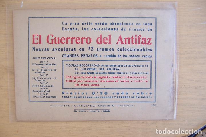 Tebeos: Valenciana, lote 26 nº roberto alcázar contra el hombre diabólico - Foto 20 - 53541884
