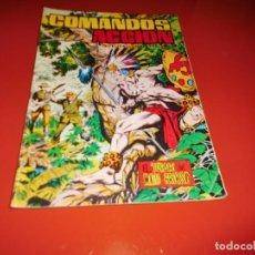 Tebeos: COMANDOS EN ACCION Nº 46 - EDITORA VALENCIANA. Lote 88156252