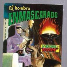 Tebeos: COLOSOS DEL COMIC. EL HOMBRE ENMASCARADO. Nº 156. EDITORIAL VALENCIANA 1980. Lote 88290852