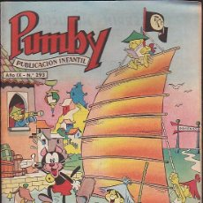 Tebeos: COMIC COLECCION PUMBY Nº 293. Lote 88322512
