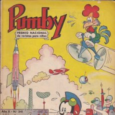 Tebeos: COMIC COLECCION PUMBY Nº 341. Lote 88324456