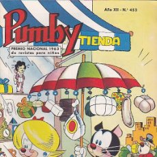 Tebeos: COMIC COLECCION PUMBY Nº 453. Lote 88327572