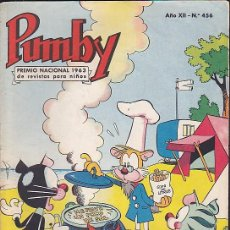 Tebeos: COMIC COLECCION PUMBY Nº 456. Lote 88327596