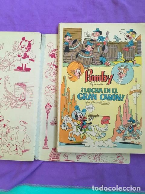 Tebeos: Pumby - Lucha en el gran cañon - Libros ilustrados 39 D8 - Foto 7 - 88873896