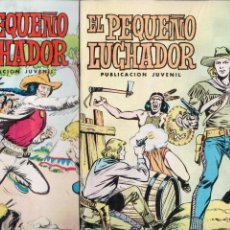 Tebeos: EL PEQUEÑO LUCHADOR COLECCIÓN COMPLETA 87 NÚMEROS.SUELTOS.AÑO 1977.. Lote 139660557
