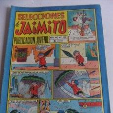 Tebeos: SELECCIONES DE JAIMITO Nº 130 EDITORIAL VALENCIANA. Lote 88963440