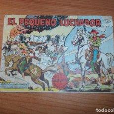 Tebeos: EL PEQUEÑO LUCHADOR Nº 1 EDITORIAL VALENCIANA 1960 . Lote 89065336