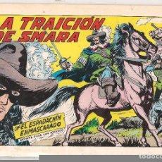 Livros de Banda Desenhada: EL ESPADACHÍN ENMASCARADO. Nº 74. REEDICIÓN. VALENCIANA 1981. (ST/). Lote 89157148