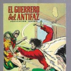 Tebeos: EL GUERRERO DEL ANTIFAZ. Nº 179. EL MISTERIO DE ZACHA. Lote 89248364
