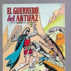 Tebeos: EL GUERRERO DEL ANTIFAZ. Nº 333. UN ADVERSARIO TEMIBLE. Lote 89248940