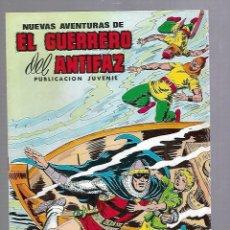 Tebeos: NUEVAS AVENTURAS DEL GUERRERO DEL ANTIFAZ. Nº 102. OLAF EL VIKINGO. Lote 89249128