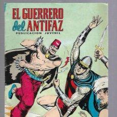 Tebeos: NUEVAS AVENTURAS DEL GUERRERO DEL ANTIFAZ. Nº 304. TRAMPA MORTIFERA. Lote 89249184