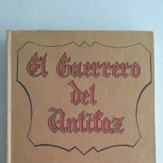 Tebeos: TOMO 5 EL GUERRERO DEL ANTIFAZ/EDITORIAL VALENCIANA.. Lote 89258128