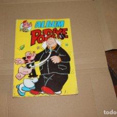 Tebeos: ALBUM POPEYE, RETAPADO Nº 1, VALENCIANA COLOR.. Lote 89437412
