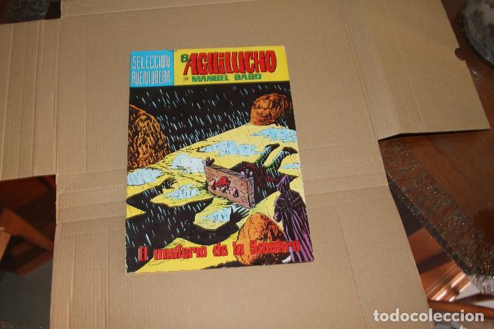 SELECCIÓN AVENTURERA, AGUILUCHO Nº 14, EDITORIAL VALENCIANA (Tebeos y Comics - Valenciana - Selección Aventurera)