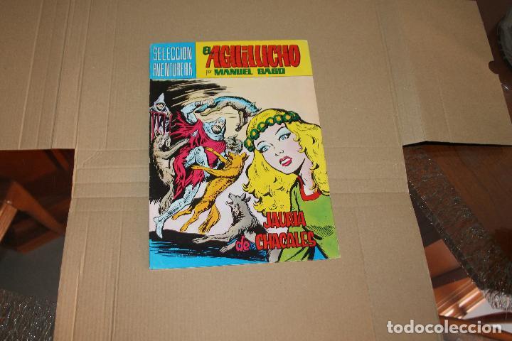 SELECCIÓN AVENTURERA, AGUILUCHO Nº 6, EDITORIAL VALENCIANA (Tebeos y Comics - Valenciana - Selección Aventurera)