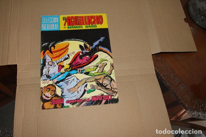 SELECCIÓN AVENTURERA, AGUILUCHO Nº 7, EDITORIAL VALENCIANA (Tebeos y Comics - Valenciana - Selección Aventurera)