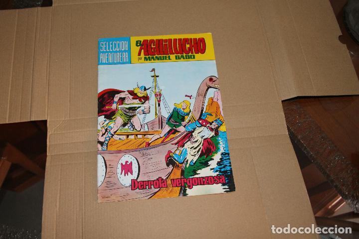 SELECCIÓN AVENTURERA, AGUILUCHO Nº 3, EDITORIAL VALENCIANA (Tebeos y Comics - Valenciana - Selección Aventurera)