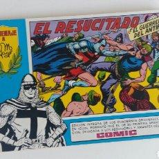 Tebeos: (SEVILLA) EL GUERRERO ANTIFAZ EL RESUCITADO N° 31. Lote 89680942