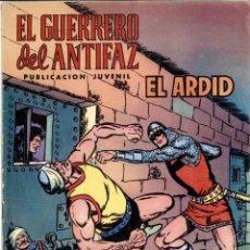 Tebeos: EL GUERRERO DEL ANTIFAZ Nº 26. Lote 89850780