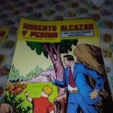 Tebeos: ROBERTO ALCAZAR Y PEDRIN EN TERRITORIO ENEMIGO. EST1B3. Lote 90712165