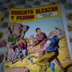 Tebeos: ROBERTO ALCAZAR Y PEDRIN EN LOBOS DEL NORTE. EST1B3. Lote 90712865