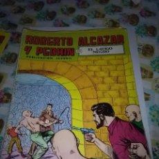 Tebeos: ROBERTO ALCAZAR Y PEDRIN EN EL LATIGO NEGRO. EST1B3. Lote 90713020