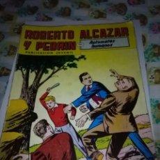 Tebeos: ROBERTO ALCAZAR Y PEDRIN EN AUTOMATAS HUMANOS. EST1B3. Lote 90713795